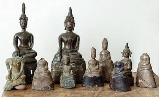 Những pho tượng Phật