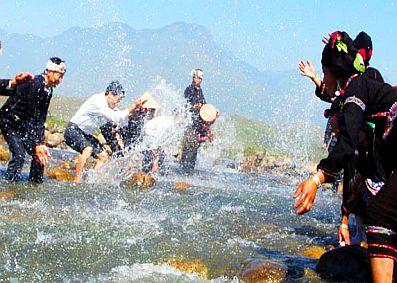 Lễ hội Bun Vốc Nậm