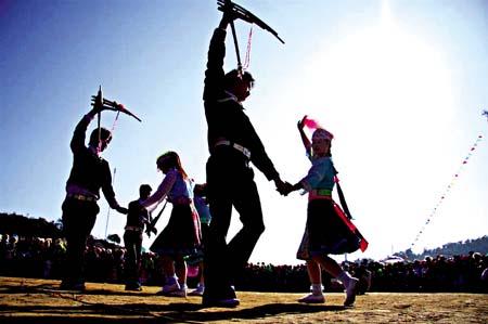 Festival Khèn Mông