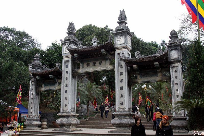 Thánh Trần Từ tại Lào Cai