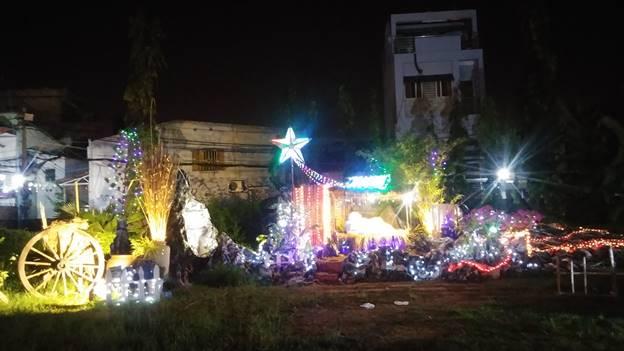 Noel tại nhà thờ Bình Thuận