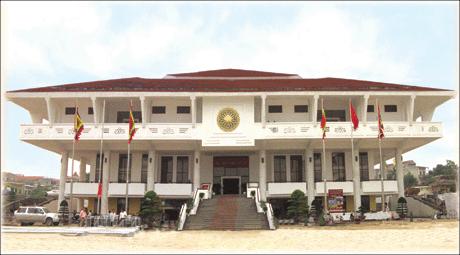 Bảo tàng Hùng Vương (mới)