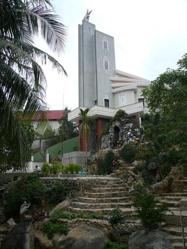 Nhà thờ núi Ghềnh Ráng